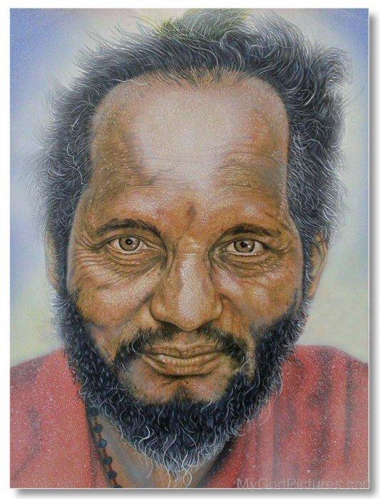 Swami Muktananda Ji Portrait