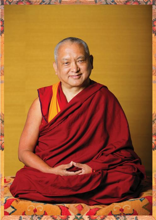 Thubten Zopa Rinpoche Image