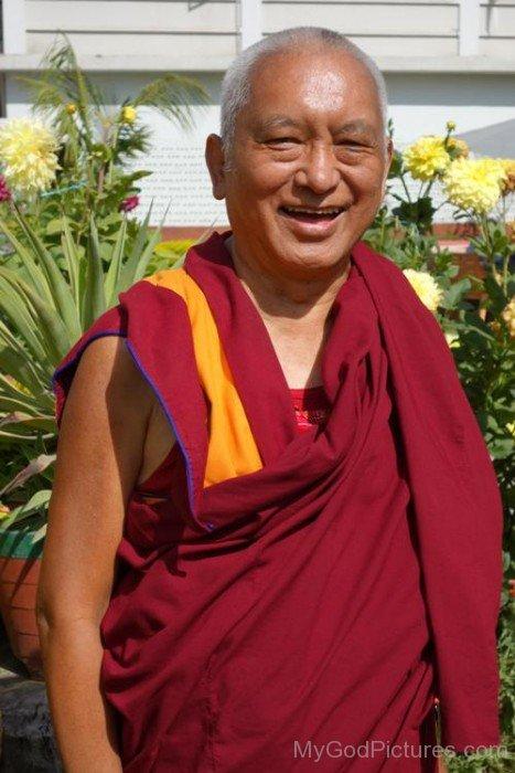 Thubten Zopa Rinpoche Picture