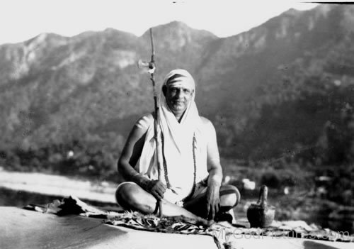 Yogi Swami Sivananda Saraswati