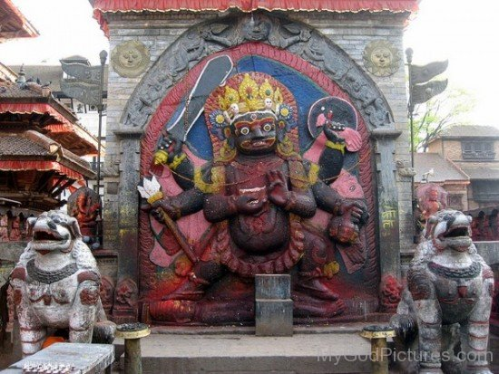 Akash Bhairav Photo