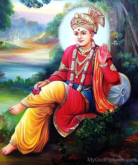 Bhagwan Swaminarayan Image