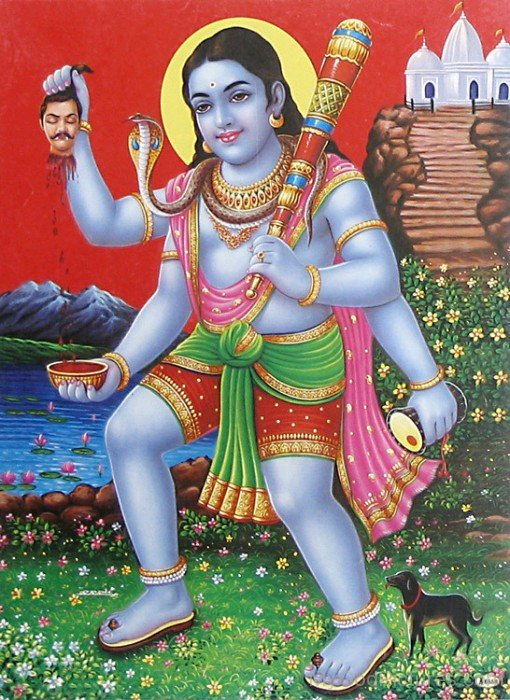 Bhairava Image