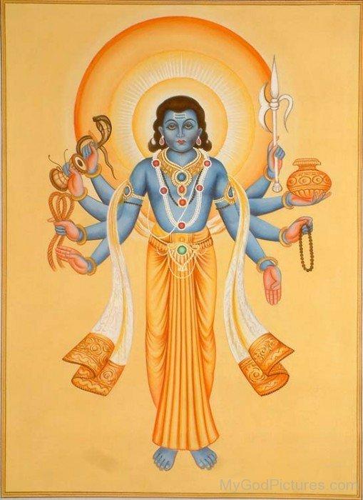 Bhairava Photo