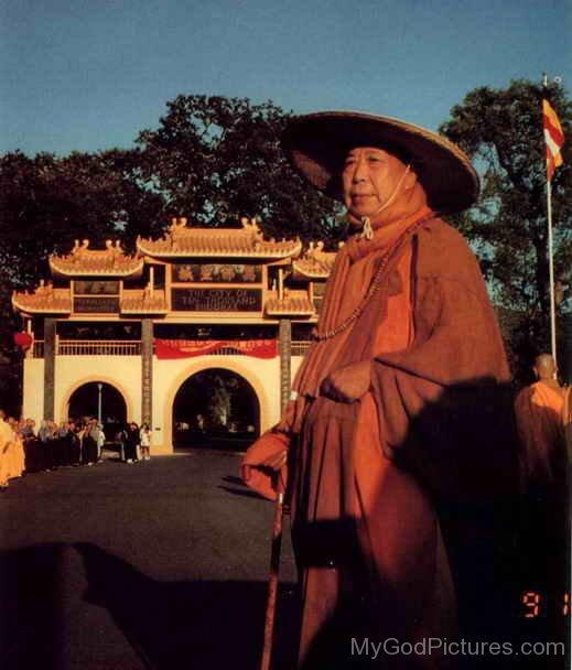 Buddhist Monk Hsuan Hua