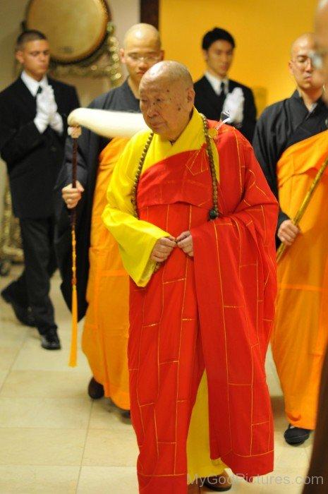 Buddhist Monk Wei Chueh