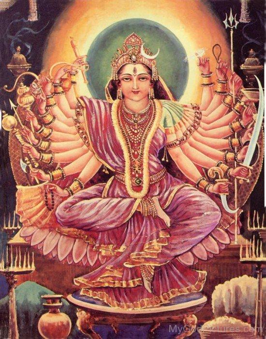 Goddess Bhavani