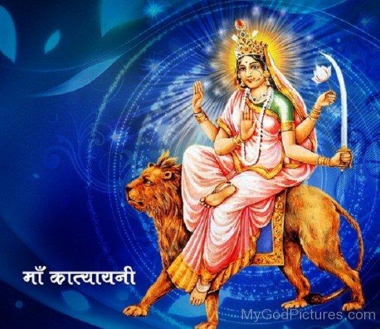 Goddess Katyayini