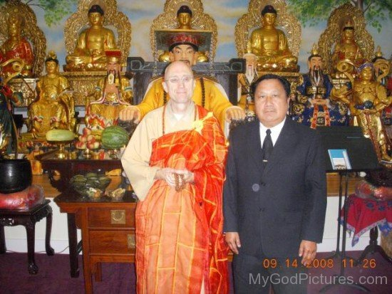 Heng Sure With Grand Priest Fouvang Tang