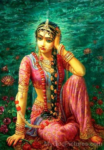 Image Of Goddess Sita