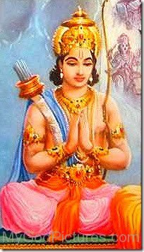 Image Of Lord Lakshmana