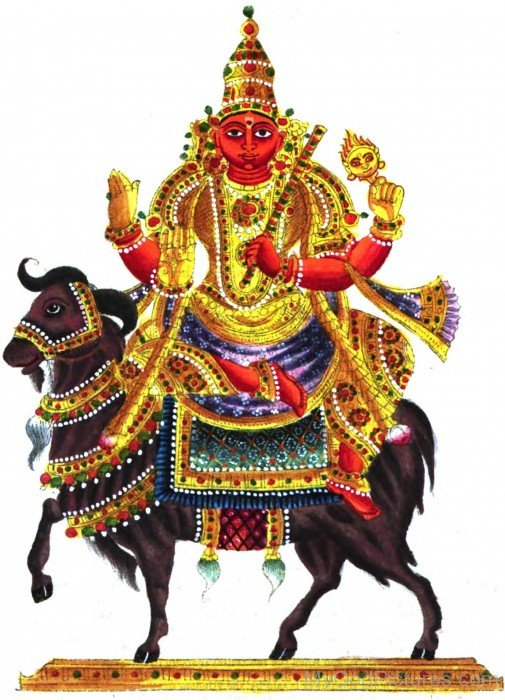 Image Of Lord Mangala