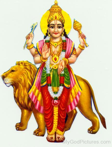 Image Of Lord Rahu