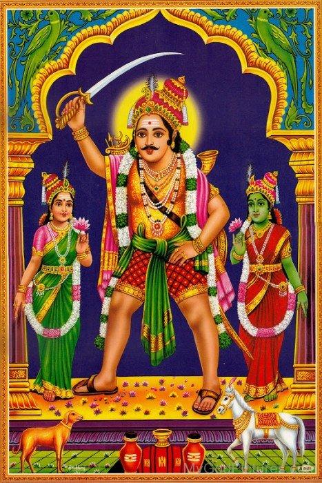 Image Of Madurai Veeran