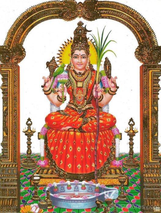 Image Of Meenakshi