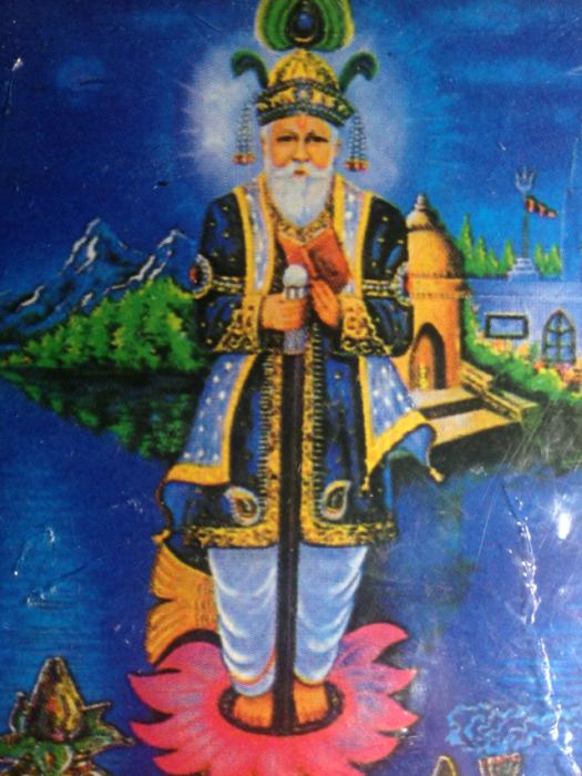 Jhulelal Image