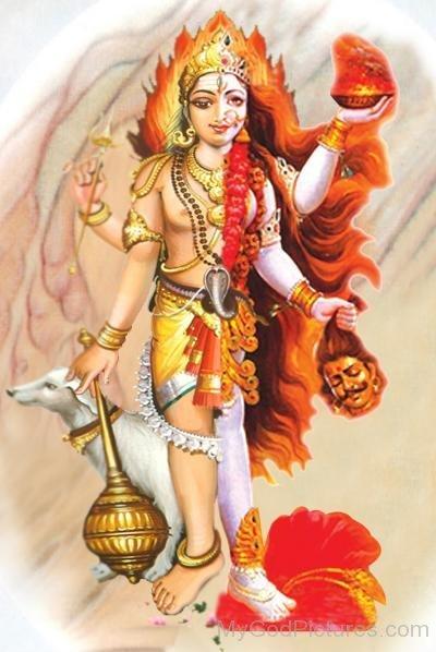 Kala Bhairava Image