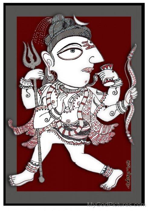 Kala Bhairava Picture