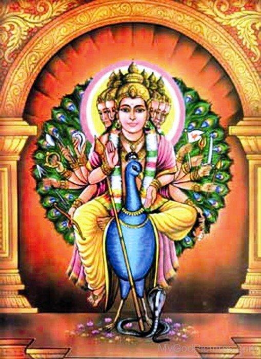 Lord Kartikeya Picture