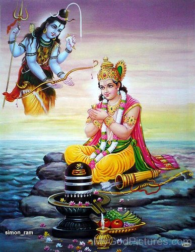 Beautiful Latesr Famous Bhagwan Shiv Puja by Shree Ram HD Wallpapers for free download