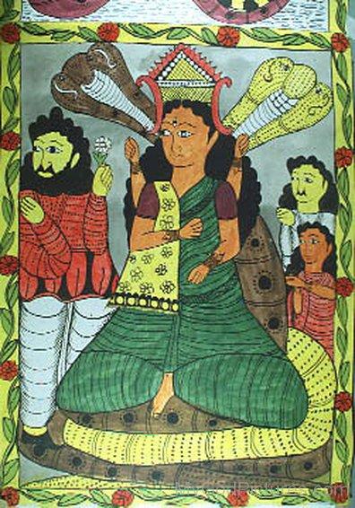 Manasa Devi Image