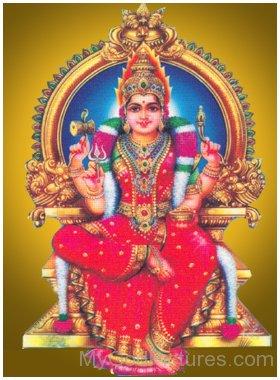 Photo Of Goddess Mariamman