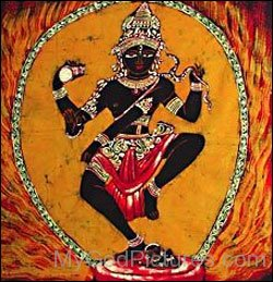 Photo Of Kala Bhairava