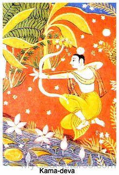 Picture Of Kamadeva