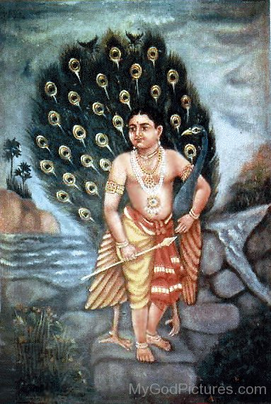 Photo Of Lord Kartikeya