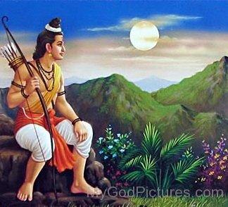 Photo Of Lord Lakshmana