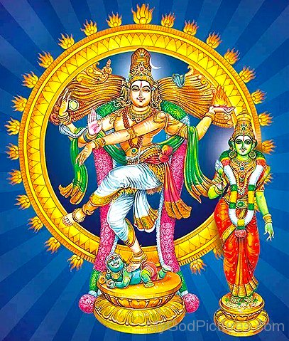 Photo Of Lord Nataraja