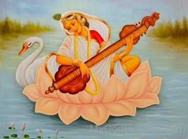 Photo Of Saraswati