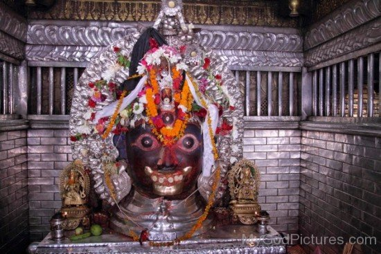 Picture Of Akash Bhairav