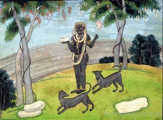 Picture Of Bhairava