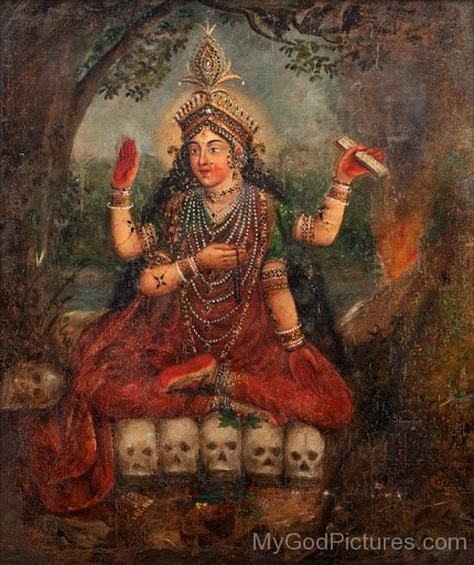 Picture Of Bhairavi