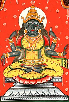 Picture Of Goddess Bhairavi