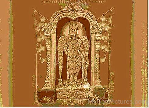 Picture Of Goddess Meenakshi
