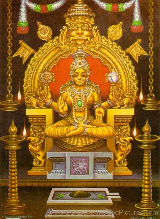 Picture Of Goddess Mookambika