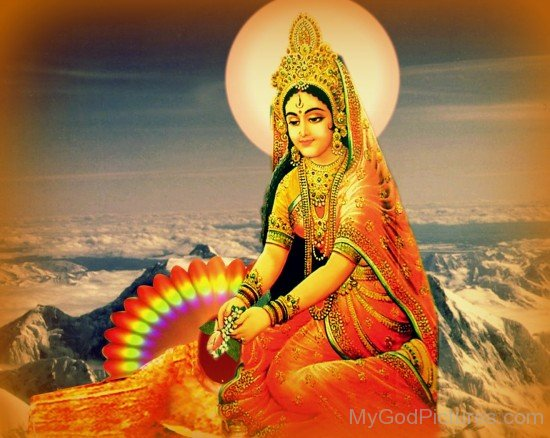 Picture Of Goddess Parvati