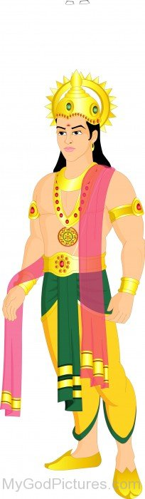 Picture Of Lord Lakshmana