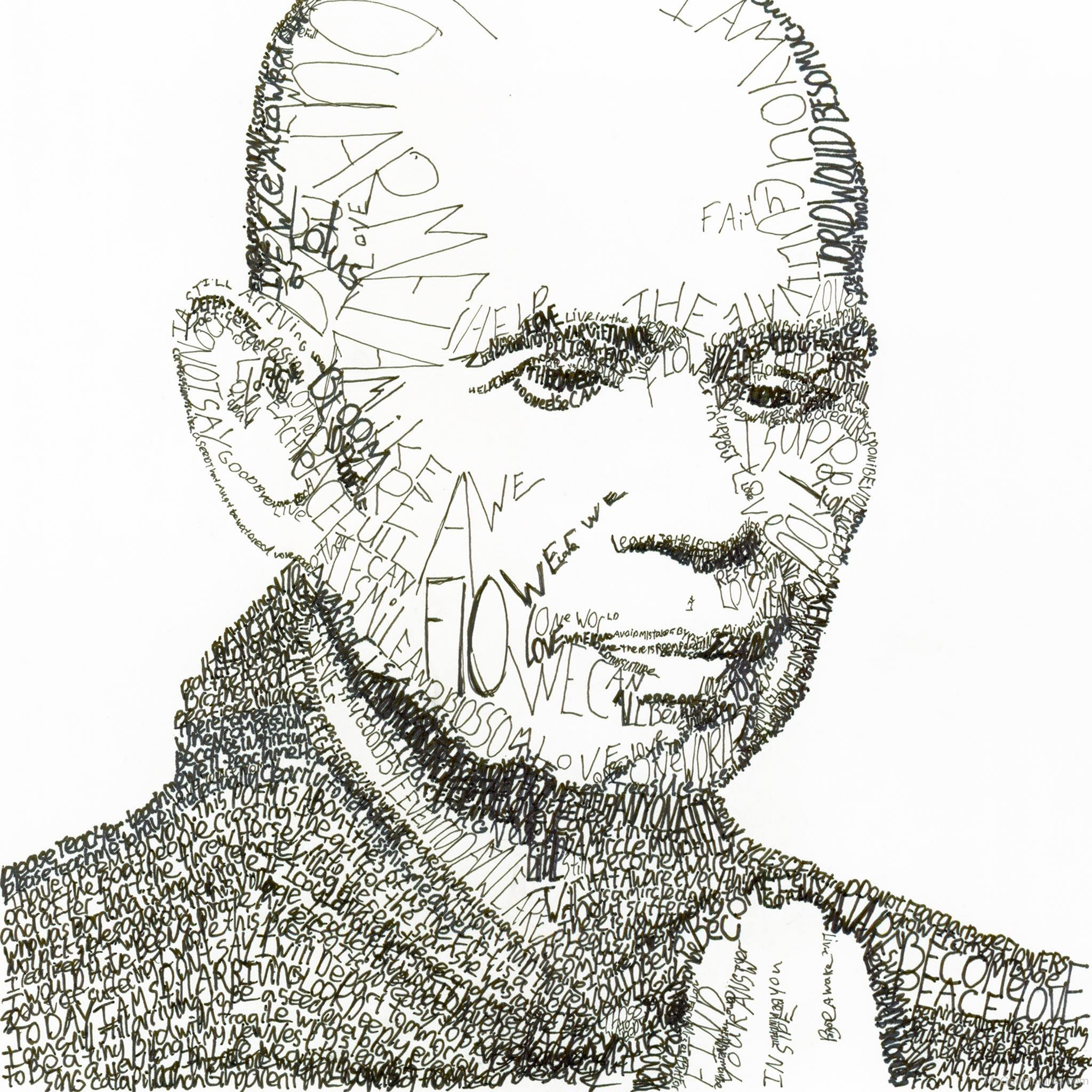 how to say thich nhat hanh