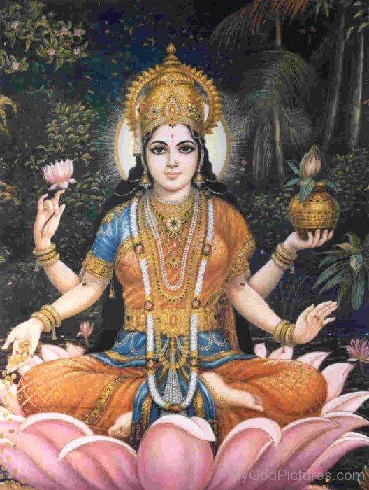 Shakti Goddess Lakshmi