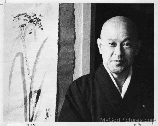 Shunryu Suzuki Image