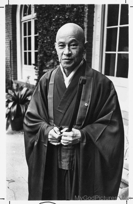 Shunryu Suzuki Photo