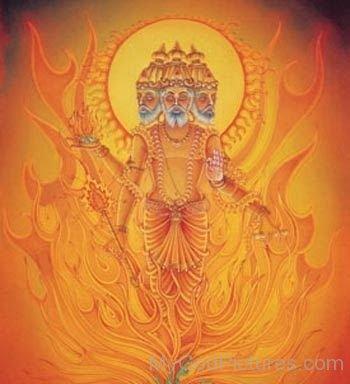 Spiritual Lord Agni