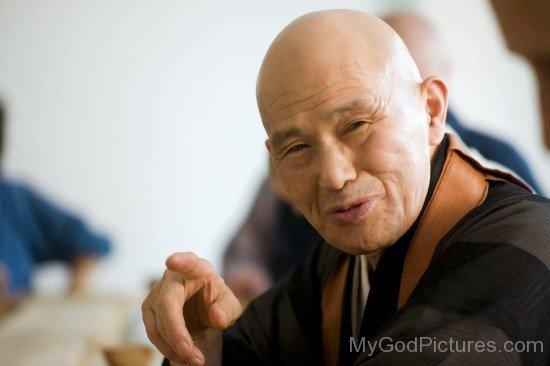 Spiritual Teacher Shodo Harada