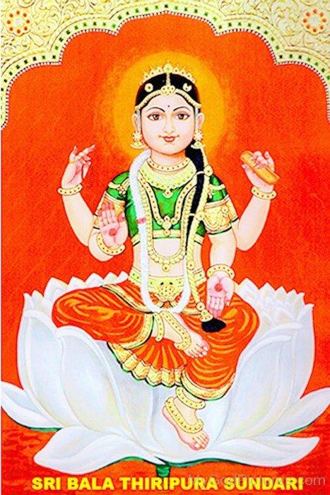Sri Bala Tripura Sundari