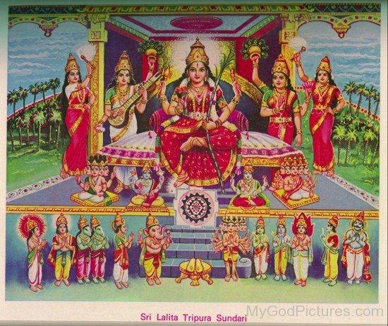 Sri Lalita Tripura Sundari