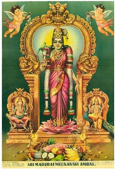 Sri Madurai Meenakshi Ambal