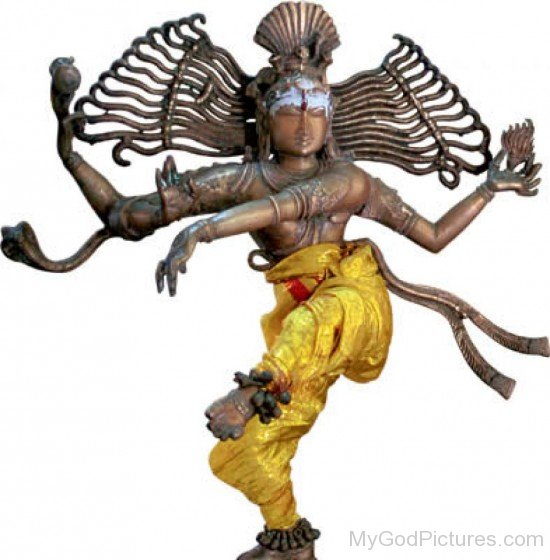 Statue Of Lord Nataraja